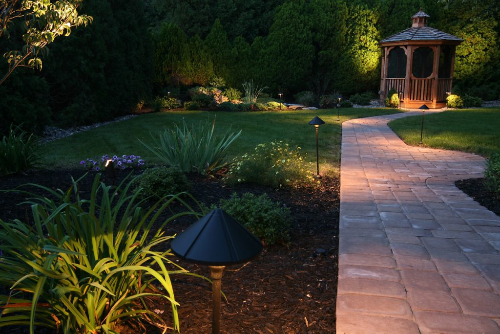 evening oasis