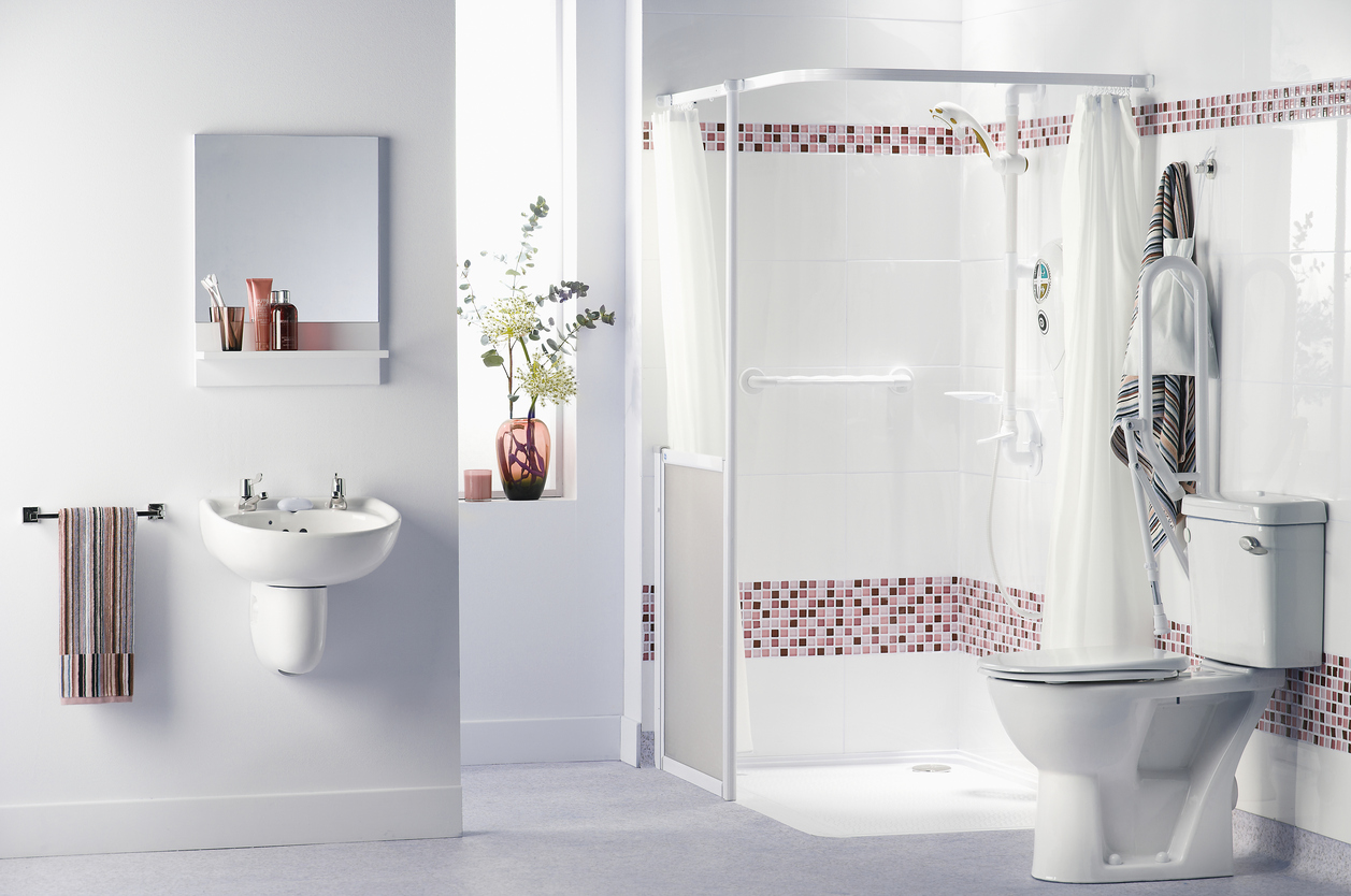 The biggest trends of 2018 in bathroom decor and design for Latest trends in bathrooms