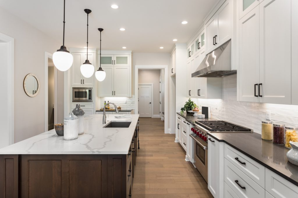 Top Trends in Kitchen Design for 2018