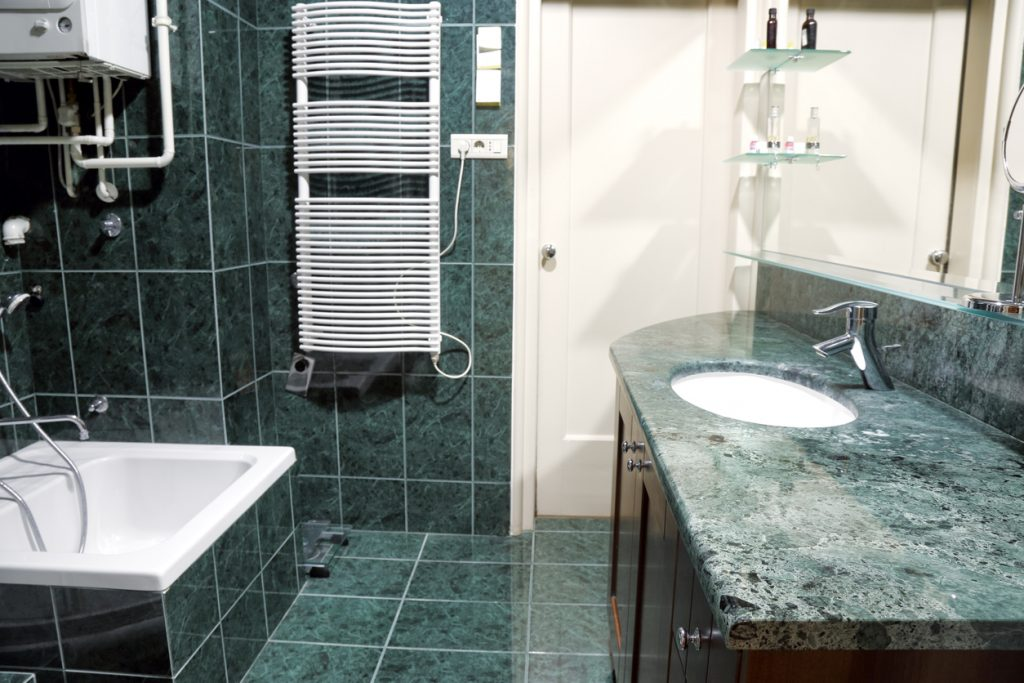 Ways to Make Your Home Bathroom Feel Like a Spa - Tile In Bathroom