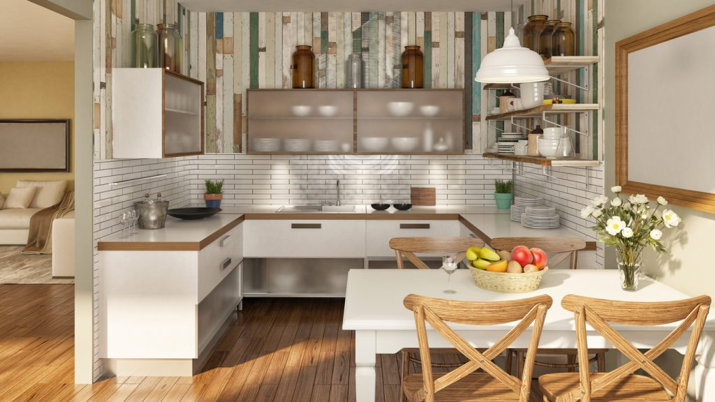 How To Create the Ultimate Farmhouse Kitchen