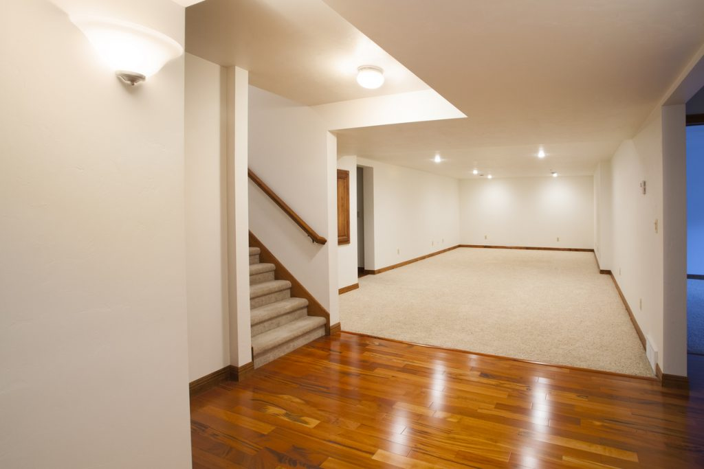 The Best Flooring for Your Basement