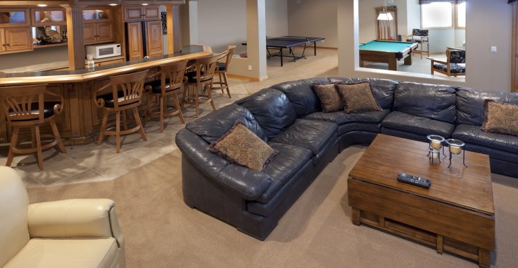 How To Add Value to Your Home by Remodeling Your Basement