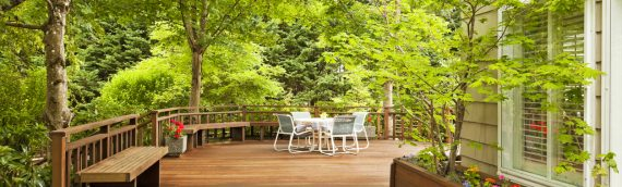 Checklist for Building a New Deck