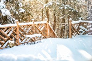 Can Your Deck Withstand a Heavy Snowfall this Winter Season?