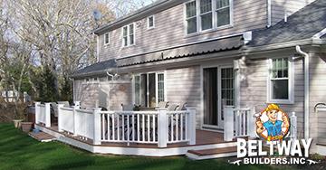 deck renovation new deck laurel maryland featured